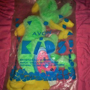 Avon Kids Full O Beans Feathers The Bird Set March